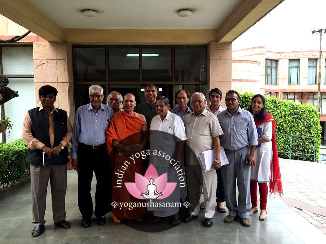 About - Indian Yoga Association