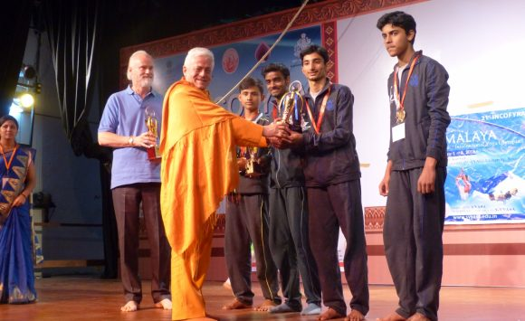 International Conference on Frontiers in Yoga Research and Its Applications