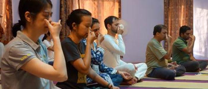 Traditional Yoga Meditation for Holistic Health
