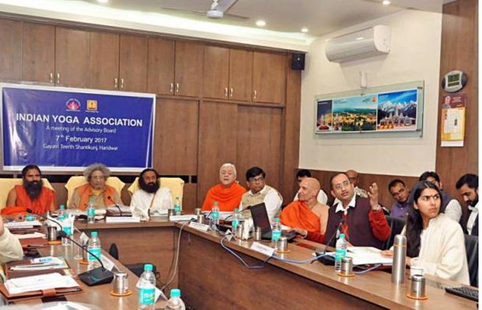 Indian Yoga Association (IYA)