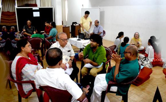 ABHYUDAYA Conclave-Inspiring Leadership through Vedic Vision