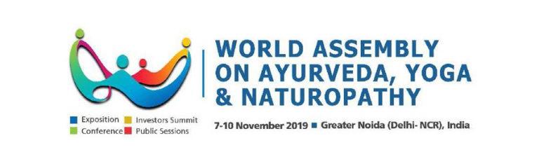 World Assembly on Ayurveda, Yoga & Naturopathy