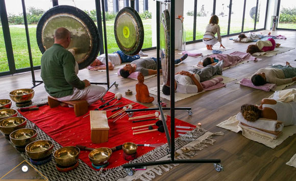 Eternal Sound Healing with Gongs