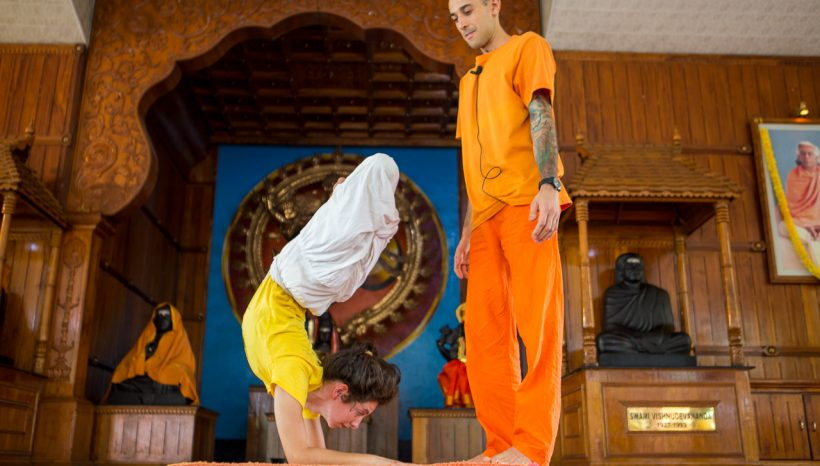 Sivananda Yoga Advanced Teachers' Training Course February 2020