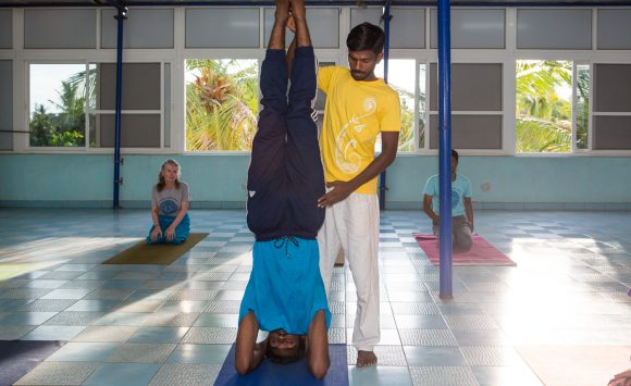 Sivananda Yoga Headstand Workshops Sept-Oct-Nov 2019