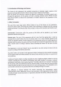 Health Sector Skills Council - Memorandum of Understanding