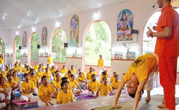 Sivananda Yoga Teachers' Training Course – 2019-2020