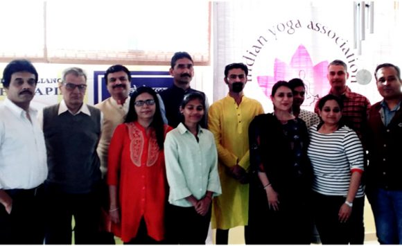 Gujarat State Chapter held first Committee meeting