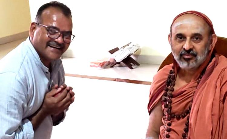 Sri Sri Shankara Bharathi Mahaswamiji