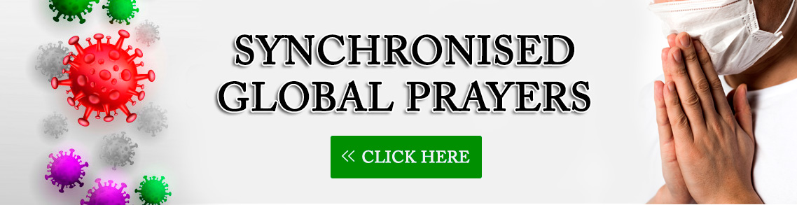Synchronised Global Prayers