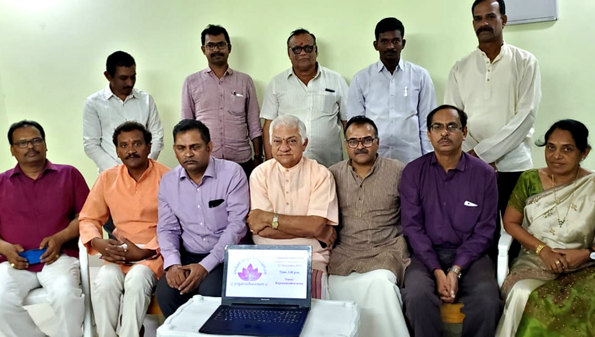 Andhra Pradesh State Chapter Committee