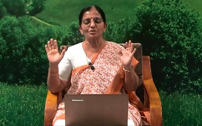 Dr R Nagarathna