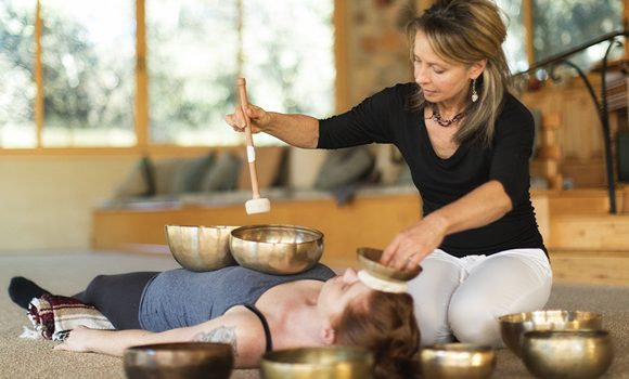 Sound Healing and Yoga