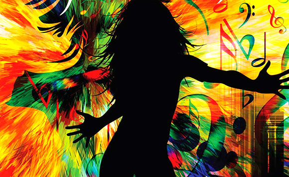 Embrace Your Spirit with Chakradance, Sound Healing & Yoga ; 24-March- To 04-April-2019