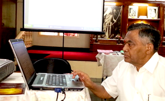 Commencement of Online Course on Basic Sanskrit by SAFIC