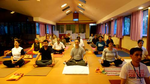 Patanjali Yoga Sutras demystified – One week residential workshop. Taught by Dr. N. Ganesh Rao
