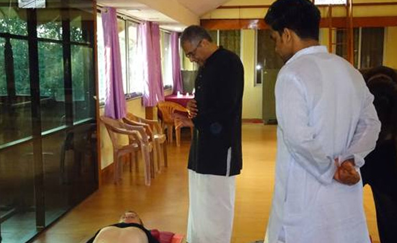 Three year Pranayama Teacher Training Course