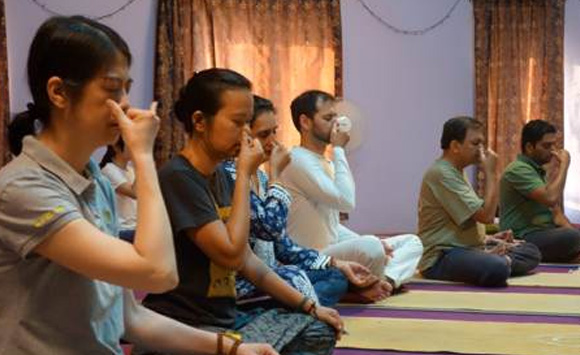Traditional Yoga Meditation for Holistic Health, 25th – 31st August, 2019 1st – 8th December, 2019