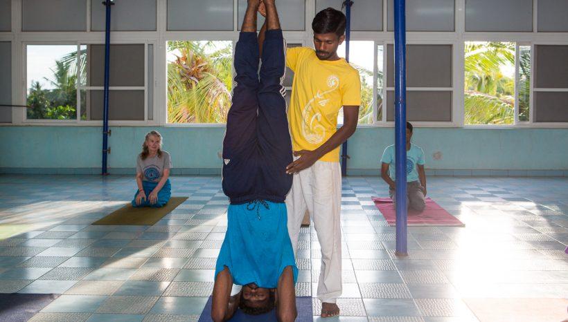 Sivananda Yoga Headstand Workshops Sept-Oct-Nov 2019