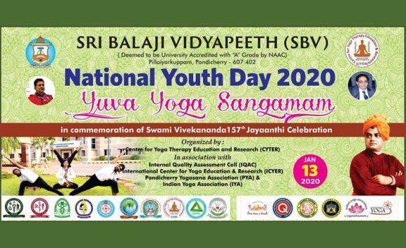 Yuva Yoga Sangamam 2020