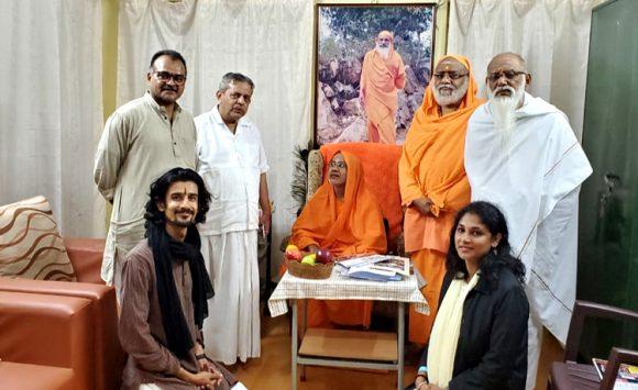 Arsh Vidya Gurukulam, Anaikatti becomes IYA Member Institution