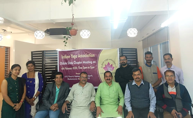 Odisha State Chapter Committee Meeting