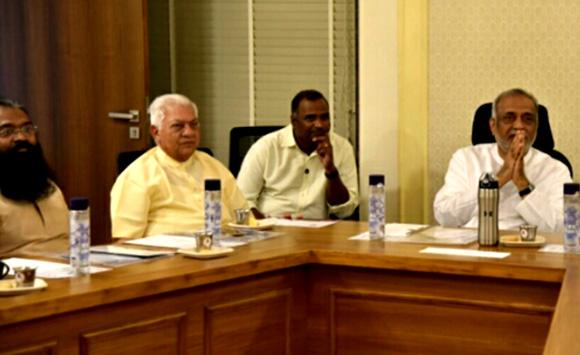 Telangana State Chapter Committee Meeting