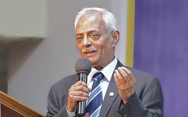 Dr W Selwamurthy